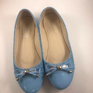 Women's Via Pinky Ballet Flats Size 8
